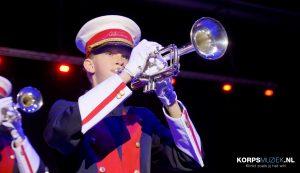 De Mercurius Marching-/Showband heeft nog enkele spots vrij