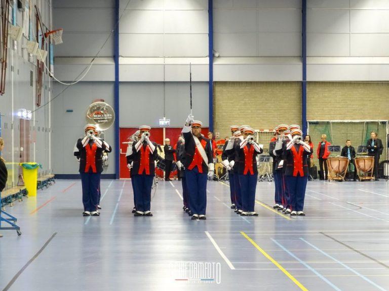 Mercurius kampioen in Schiedam, jury vol lof