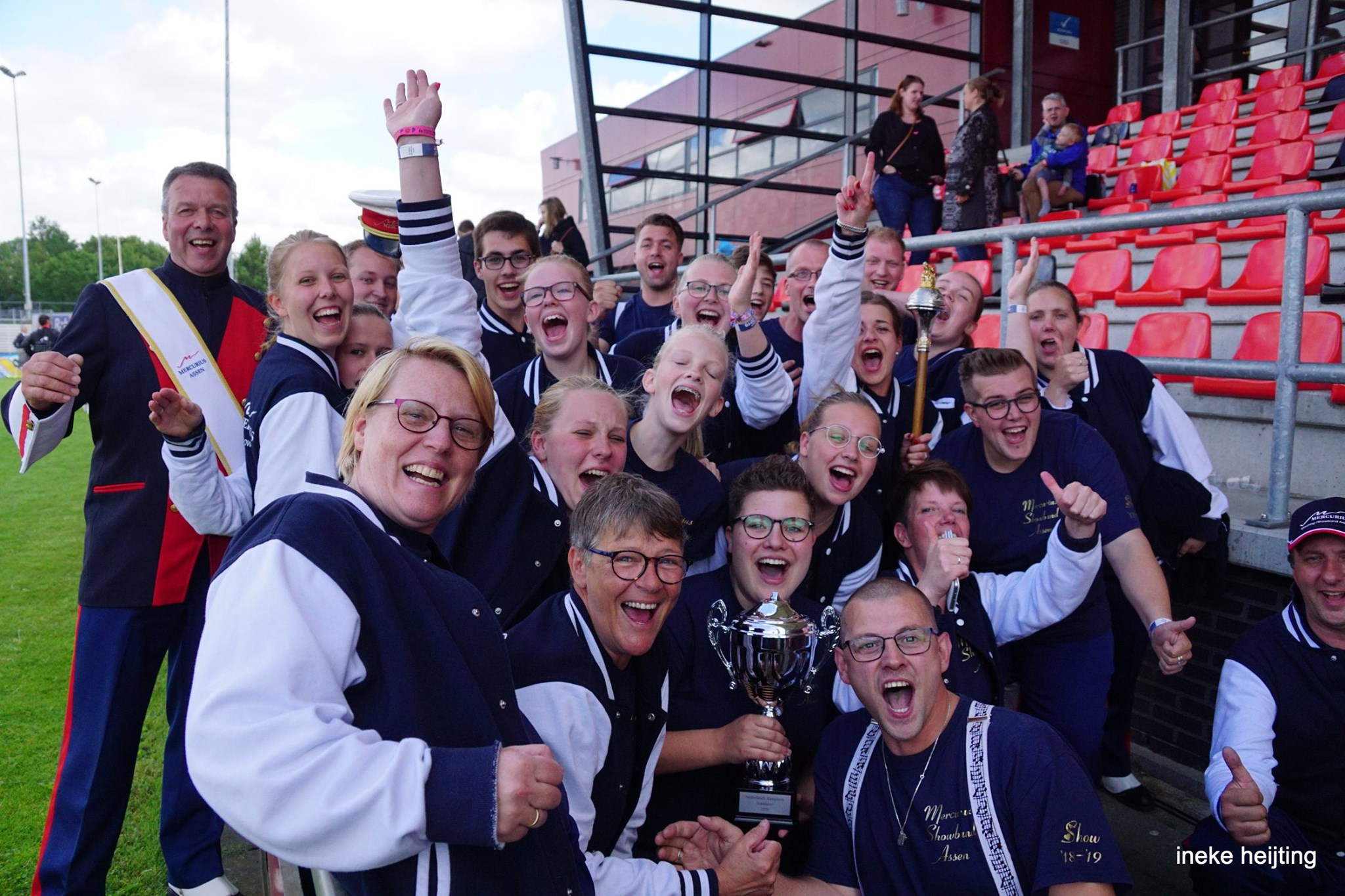 Mercurius is Nederlands showkampioen Starklasse 2019!