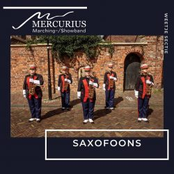 WeetjeSectie Saxofoons